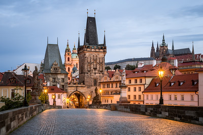 Lesser Town Bridge Tower-Malostranská mostecká věž, Prague, Czechia