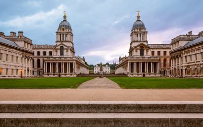 Greenwich University, London, England