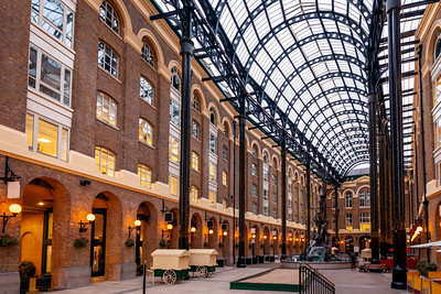 Hays Galleria, London, England