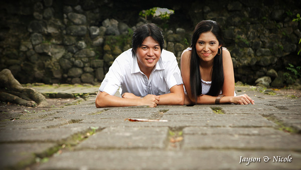 Jayson and Nicole Engagement Shoot AVP Shoot on Location:   Legazpi City, Daraga, Albay with MPCI Members