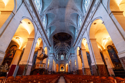 St Roch Church, Paris, France