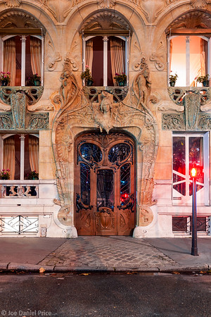 Number 29 Avenue Rapp, Lavirotte Building, Jules Aimé Lavirotte, Paris, France