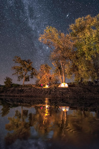 Evening On The Rio Grande