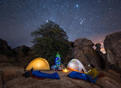 City of Rocks Christmas Under The Stars