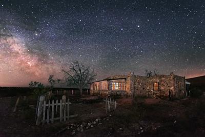 Burris Ranch House