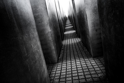 Memorial to the Murdered Jews of Europe, Berin, Germany