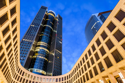 Tower 185, Frankfurt, Hessen, Germany