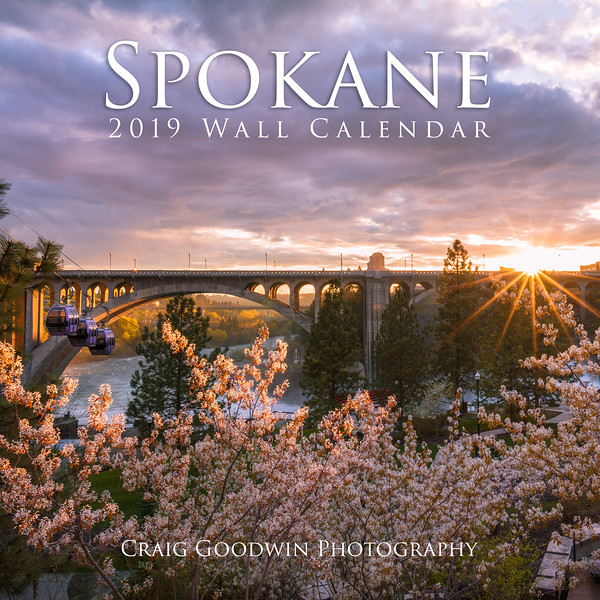 2019 Spokane Calendar Cover -1