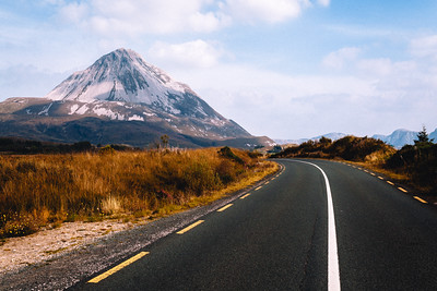 Errigal, Donegal, Ireland