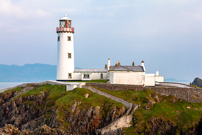 Lighthouse, Fanad Head, County Donegal, Ireland