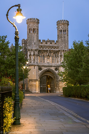 St Augustine Abbey, Canterbury, Kent, England