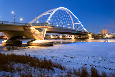 Lowry Avenue Bridge, Minneapolis, Minnesota, America