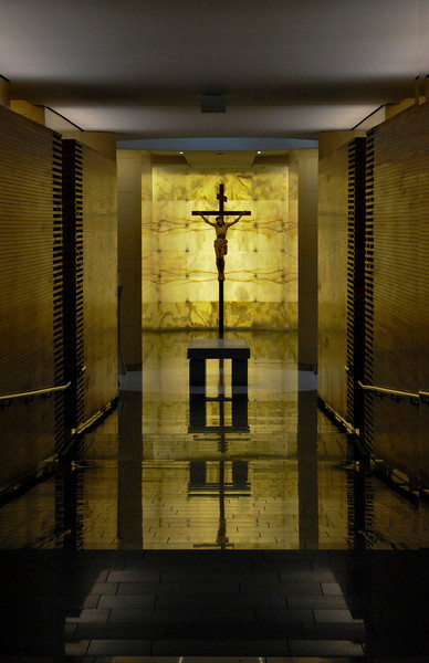 Mausoleum, Cathedral of Christ the Light in Oakland