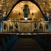 Greek orthodox church inside