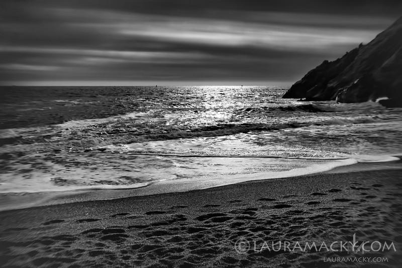 Rodeo Beach, Marin Headlands, CA