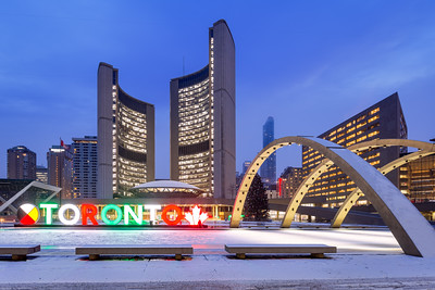 City Hall, Toronto, Ontario, Canada
