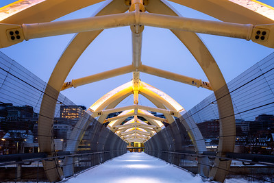 The Bridge, José Parlá, Toronto, Ontario, Canada