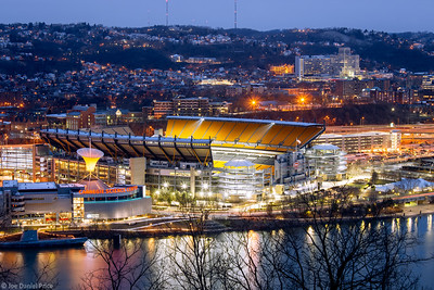 Heinz Field, Carnegie Science Center, Pittsburgh, Pennsylvania, America