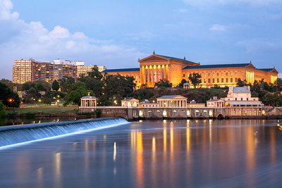 Philadelphia Museum of Art, Pennsylvania, America