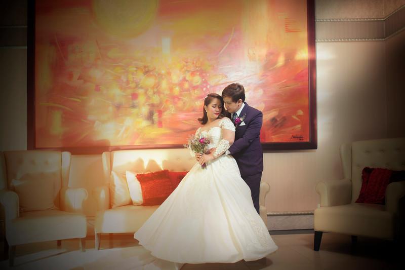 Daisy & Larry Wedding