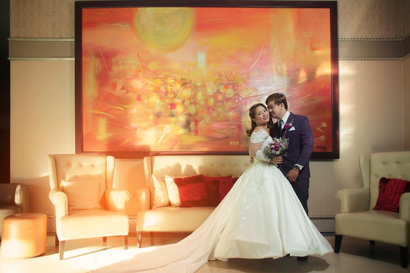 Daisy& Larry Wedding