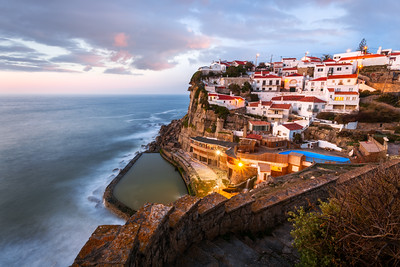 Sunset, Azenhas do Mar, Sintra, Portugal