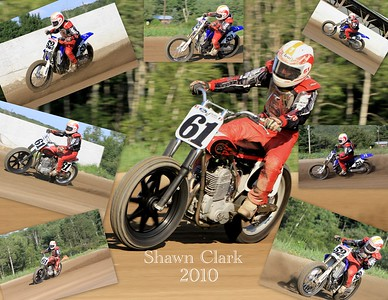 Racing Collages