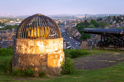 The Beheading Stone, Stirling, Scotland