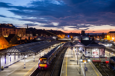 Stirling Railway Station, Stirling, Scotland