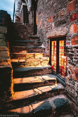 Steps, Conwy, Wales