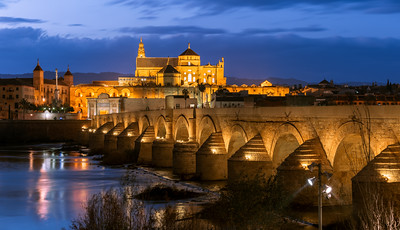 Cathedral of Córdoba, Puente Romano, Cordoba, Spain
