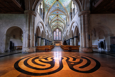 Boxgrove Priory, Chichester, Sussex, England