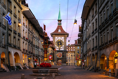Zytglogge, Astronomical Clock, Bern, Switzerland