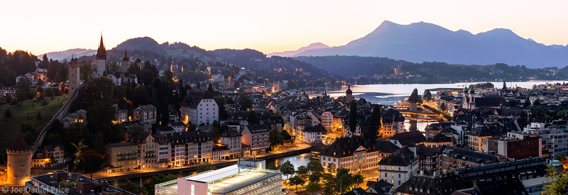 Massive Panorama, Lucerne, Switzerland