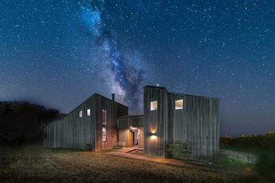 Clipper's Reach & Milky Way, Sea Ranch, California