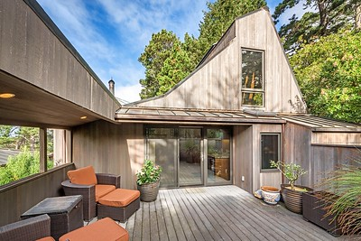 Guest House & Deck