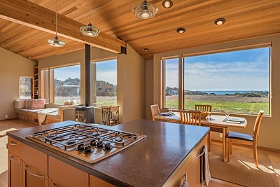 Cooking With Ocean Views