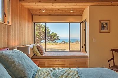 Ocean Views from Bed