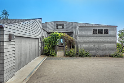 Front View with 2 Car Garage
