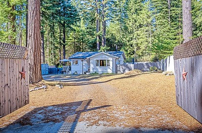 Pacific Woods, Gualala, California