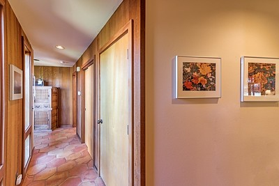 Hall To Guest Rooms