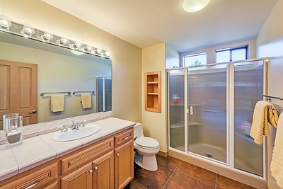 Lower Guest Bathroom