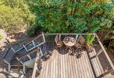 Back Deck from Above