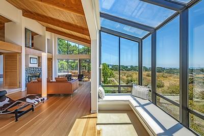 Atrium & Living Room