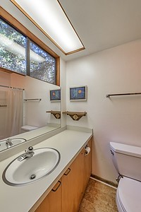 Master Bathroom, First Floor