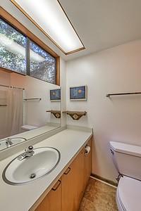 Master Bathroom, First Floor
