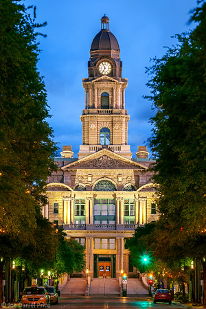 Tarrant County Court, Courthouse, Fort Worth, Texas, America