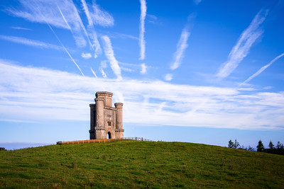 Paxton's Tower, Carmarthenshire, Wales