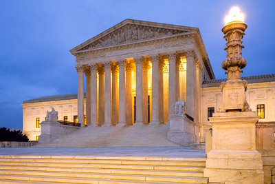 United States Supreme Court Building, Washington DC, America