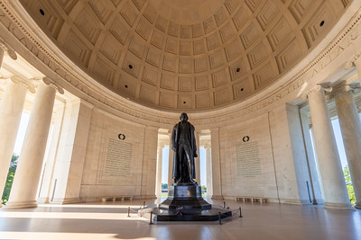 Thomas Jefferson Memorial, Washington DC, America